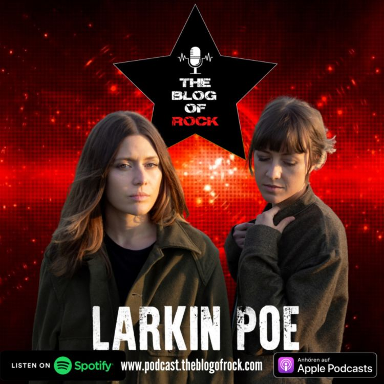 cover art for LARKIN POE (Tennessee - Teil 1) - Special: AMERICAN ROADTRIP