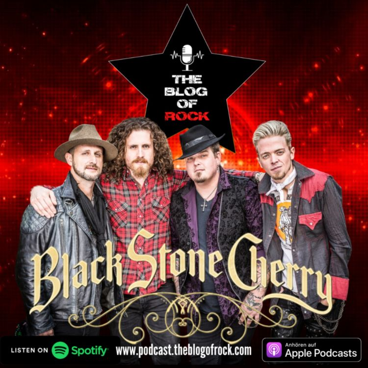 cover art for JOHN FRED YOUNG (BLACK STONE CHERRY) (Kentucky - Teil 2) - Special: AMERICAN ROADTRIP