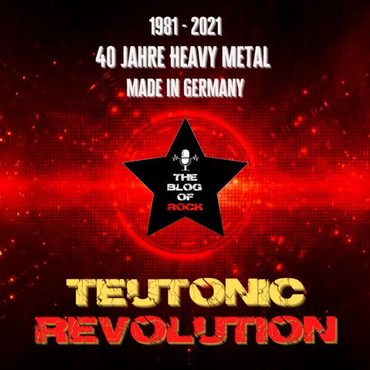 cover art for TEUTONIC REVOLUTION - Der Teaser zur neuen Staffel