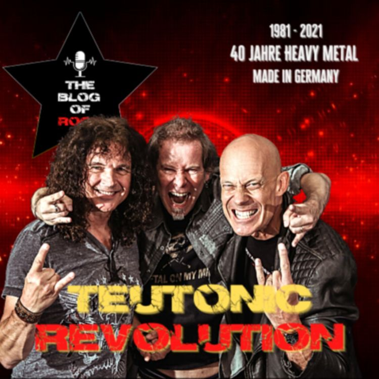 cover art for TEUTONIC REVOLUTION - Die Bands der ersten Stunde