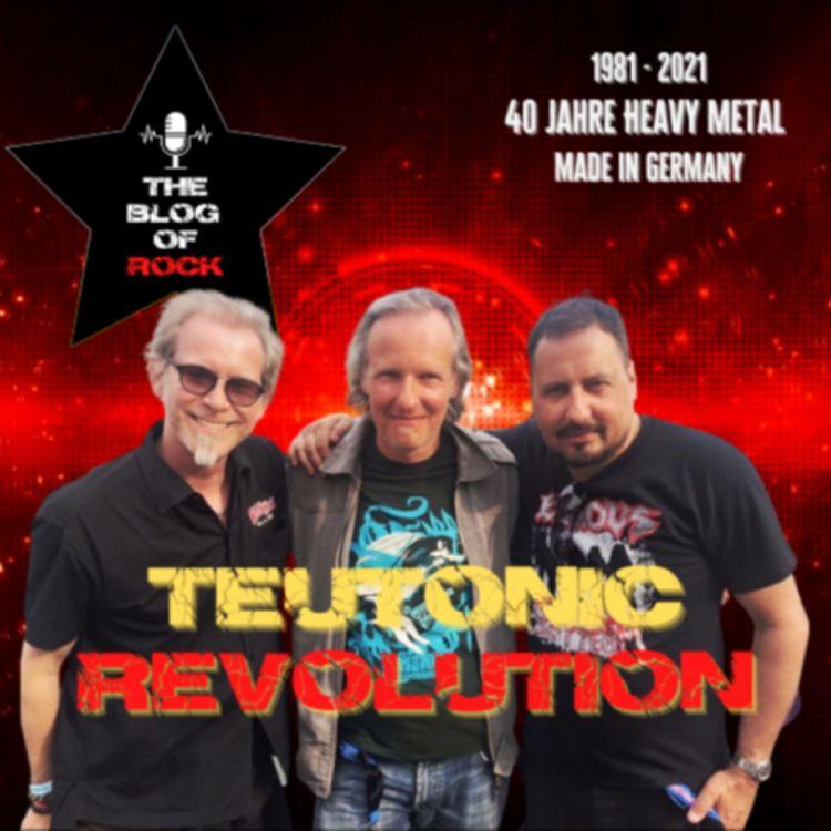 cover art for TEUTONIC REVOLUTION - Die Geburt der Fanzines