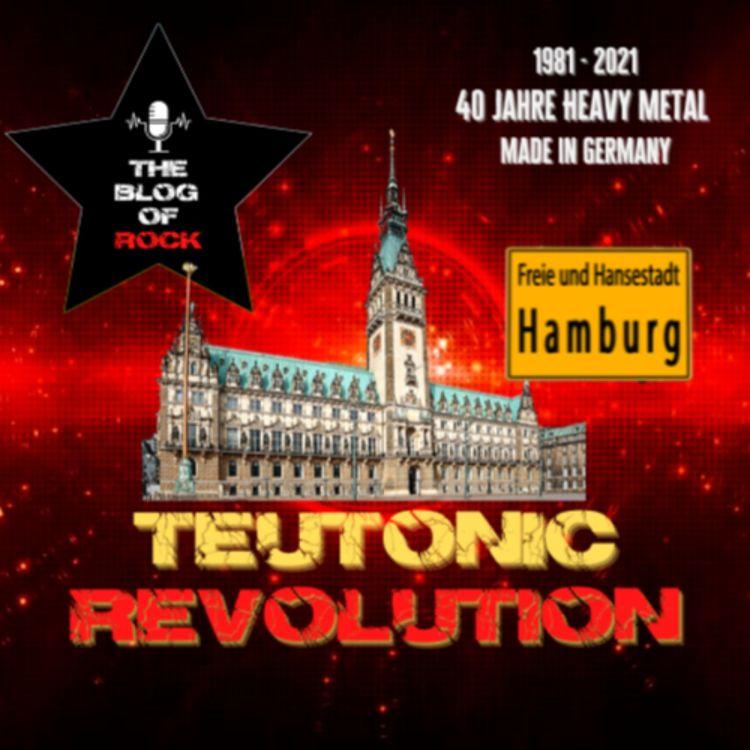 cover art for TEUTONIC REVOLUTION - Schwermetall im Hamburger Hafen!