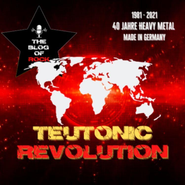 cover art for TEUTONIC REVOLUTION Worldwide - Deutsche Wertarbeit erobert die Welt