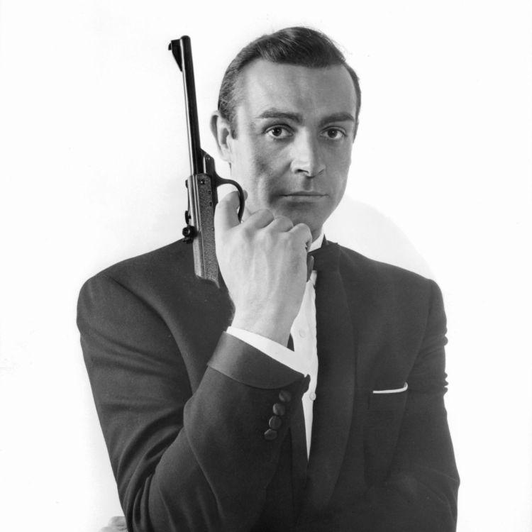 cover art for How has James Bond evolved?