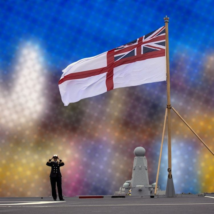 cover art for Britain's new East of Suez defence policy