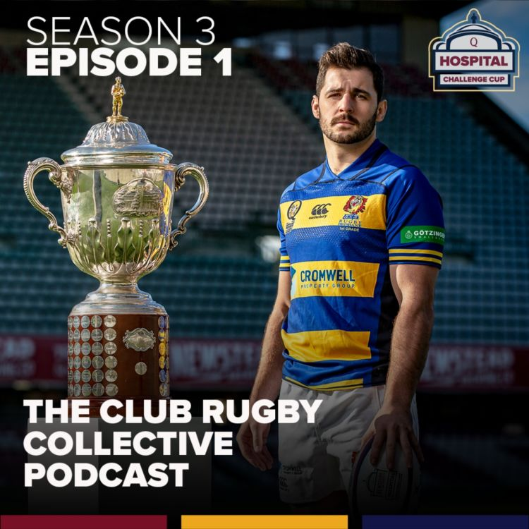 cover art for The Club Rugby Collective | Tigers chase Australian Club Championship