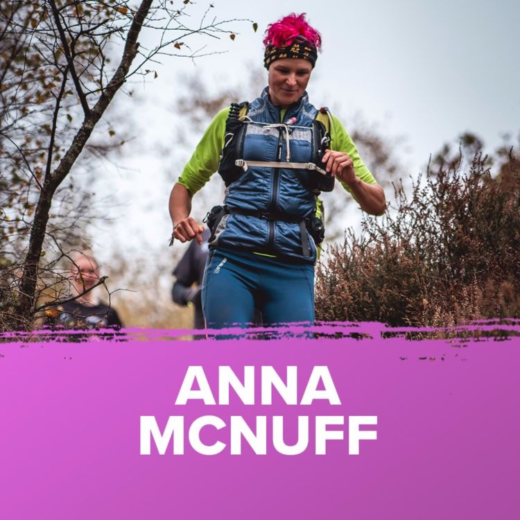 cover art for Anna McNuff - The Barefoot Runner