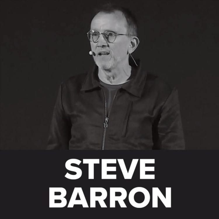 cover art for Steve Barron - Hemp Farming, A Sustainable High