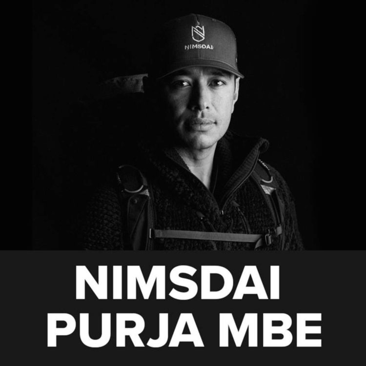 cover art for Nimsdai Purja MBE - Beyond Possible
