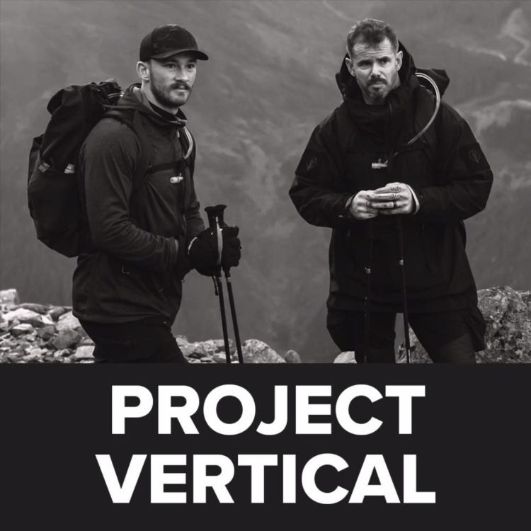 cover art for Project Vertical with Fergus Crawley & Jonny Pain