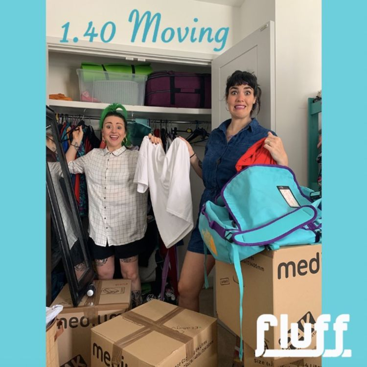 cover art for Moving