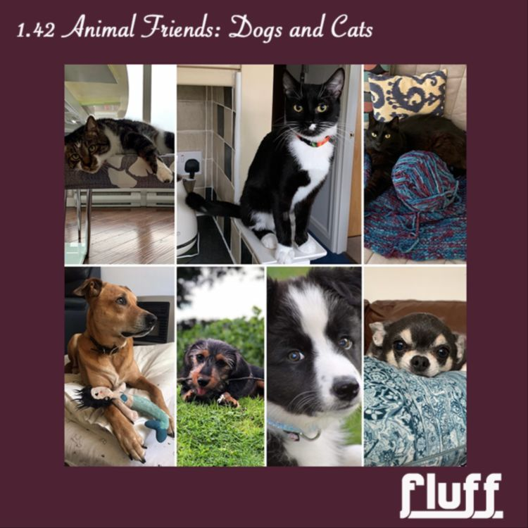 cover art for Animal Friends: Dogs and Cats