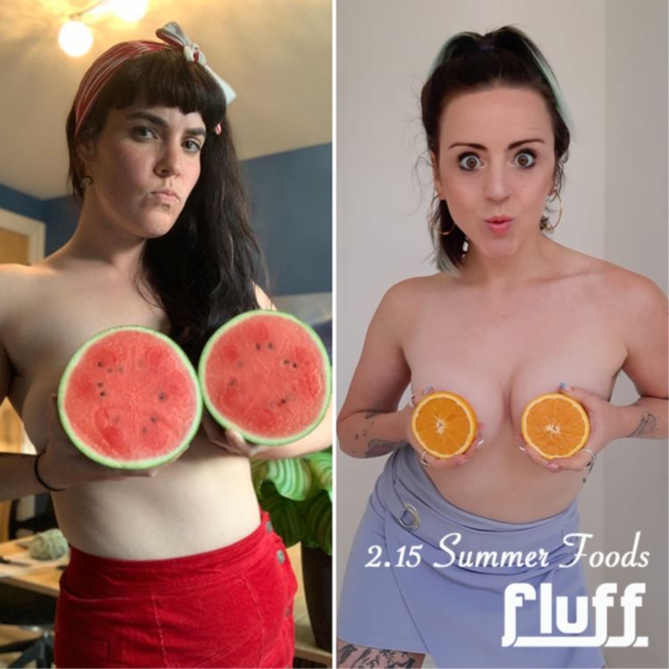 cover art for Summer Foods