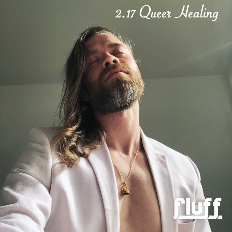 cover art for Hanging out with Robert: Queer Healing