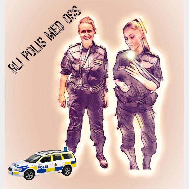 cover art for Bli polis med oss