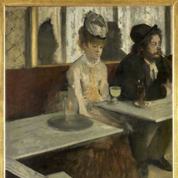 Dans Un Cafe Dit L Absinthe Edgar Degas Le Son De Peinture Podcast Avec Acast