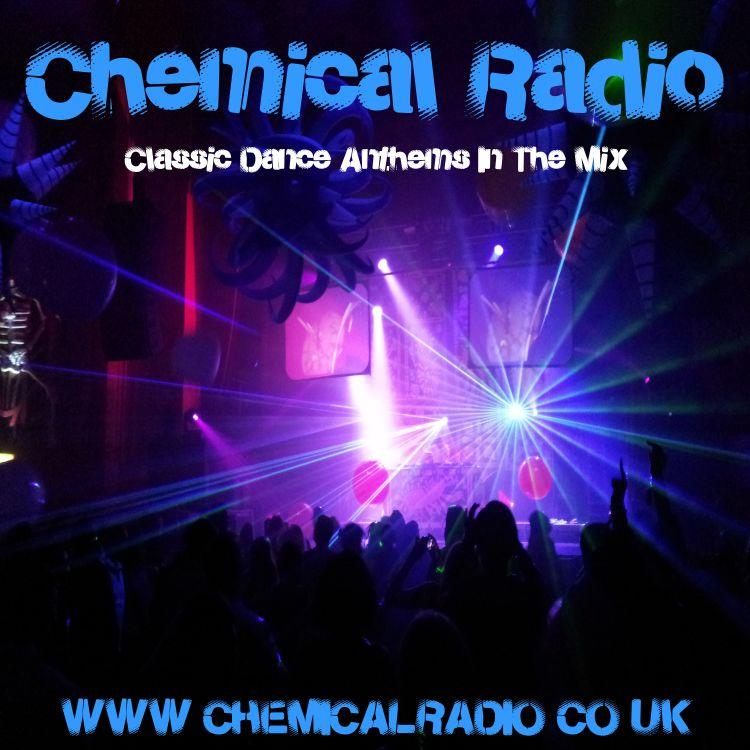 cover art for The Chemical Radio Podcast Mix 3 - Tony De Vit Remixes