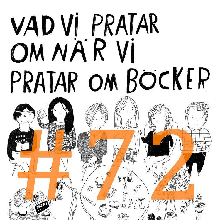 cover art for #72 Obehaget i podden