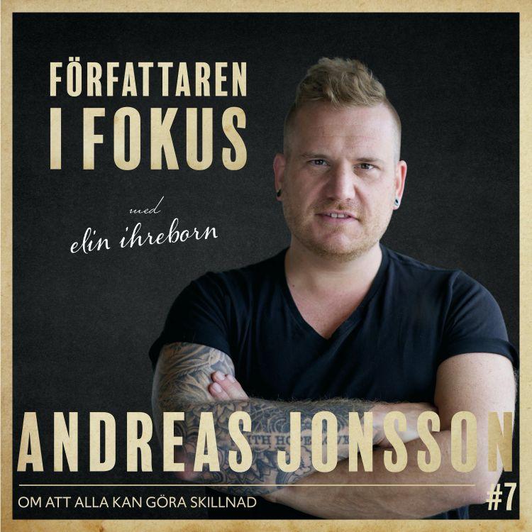 cover art for Andreas Jonsson – Om att alla kan göra skillnad