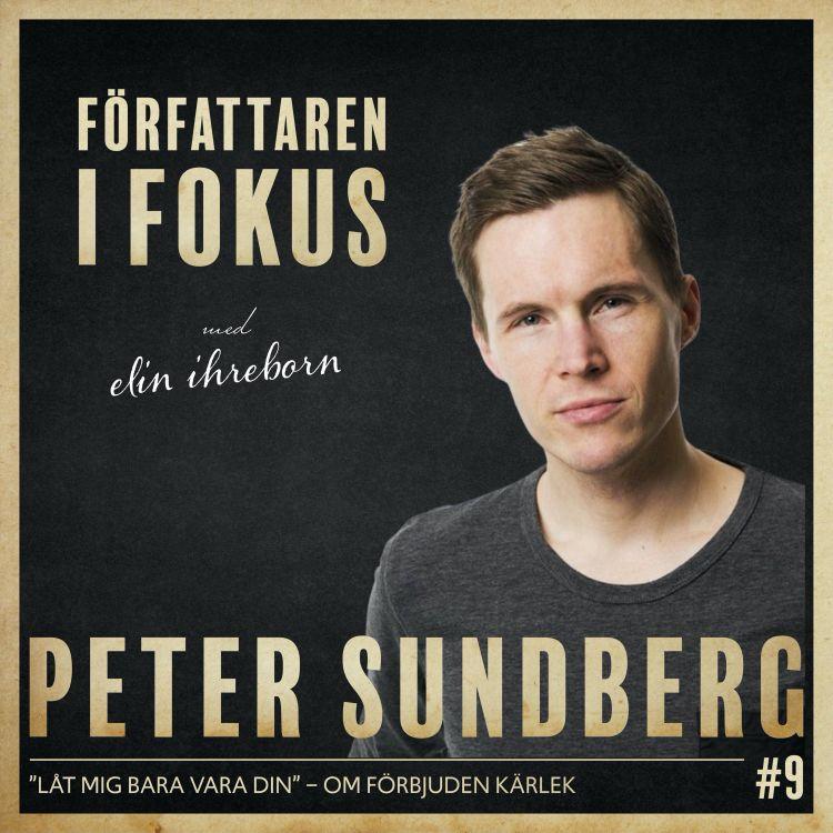 """cover art for Peter Sundberg – """"Låt mig bara vara din"""", om förbjuden kärlek"""