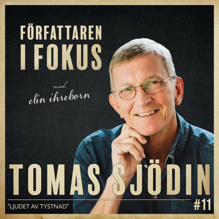 """cover art for Tomas Sjödin – """"Ljudet av tystnad"""""""