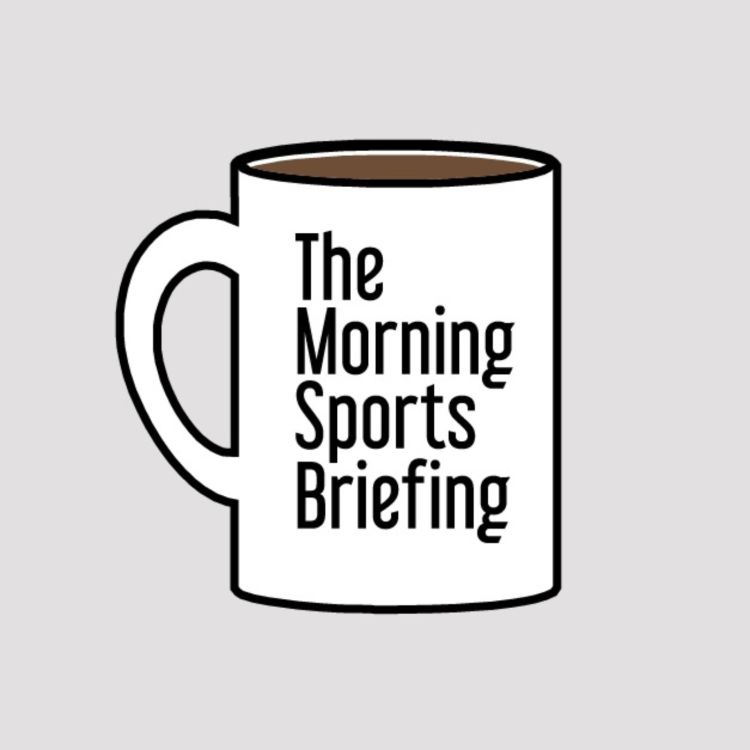 cover art for The Morning Sports Briefing - 03 Apr 2020