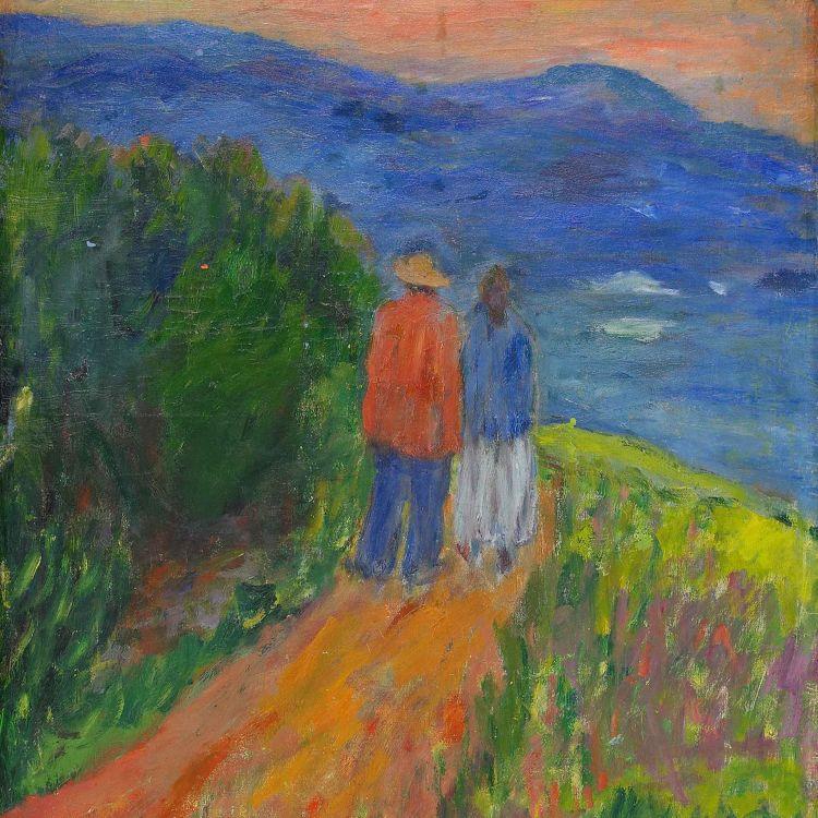 cover art for 51. Karin Parrow: Hur Taubes västkust fylldes med färg
