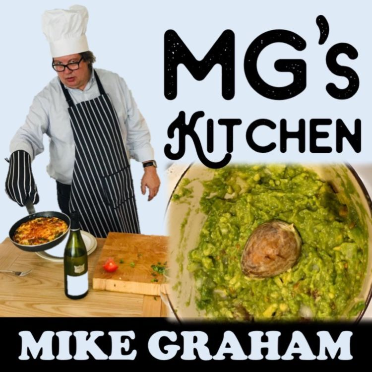 cover art for Gorgeous Guacamole