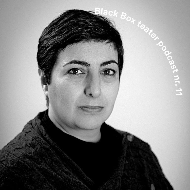 cover art for Asieh Amini i samtale med Lene Therese Teigen