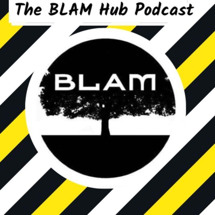 cover art for BLAM Trailer