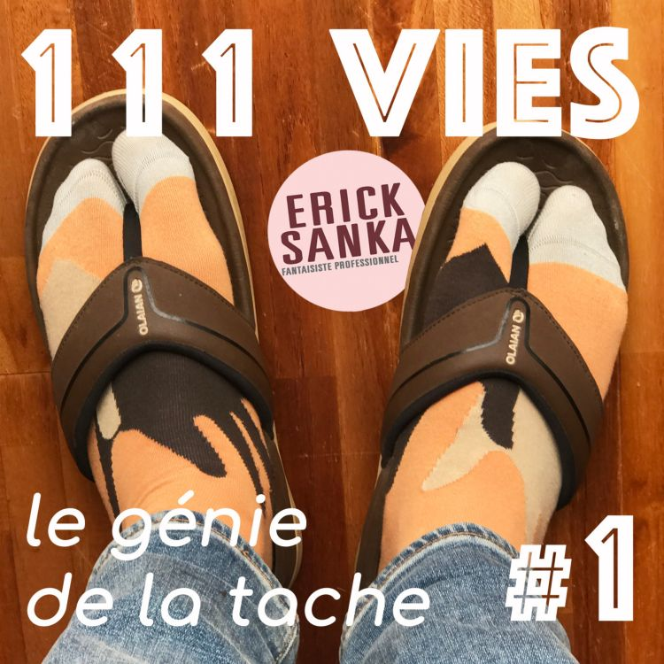 cover art for 111 vies #1 Le génie de la tache
