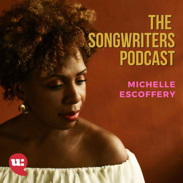 cover art for Michelle Escoffery