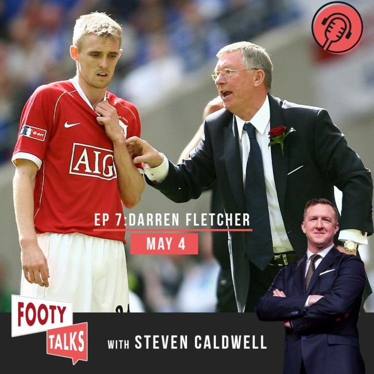cover art for Darren Fletcher - Player to Player