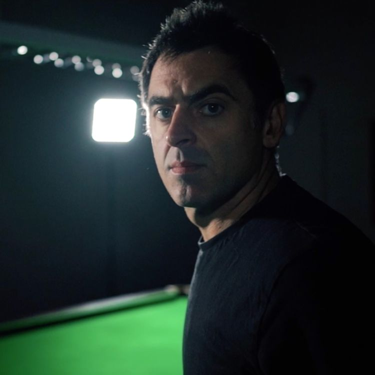 cover art for The Joy of Six: Ronnie O'Sullivan exclusive