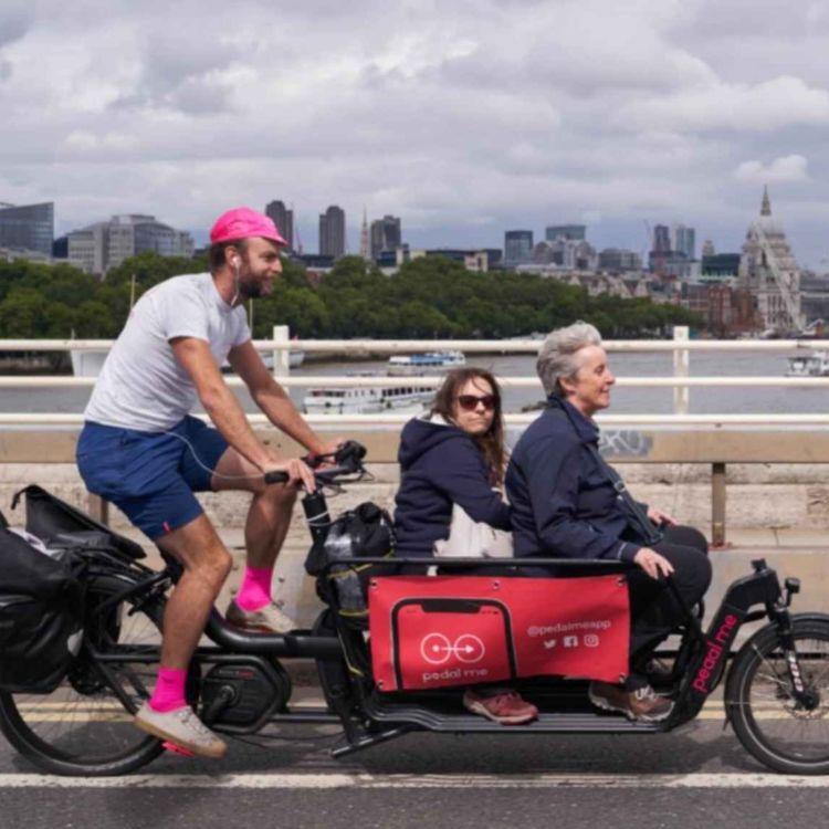 cover art for Cargo Bikes