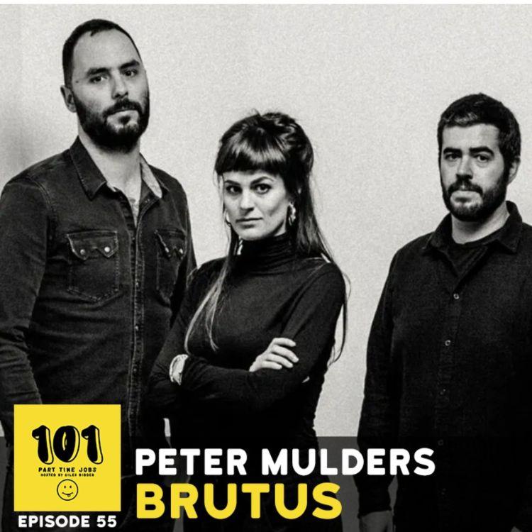 cover art for Peter Mulders (Brutus)