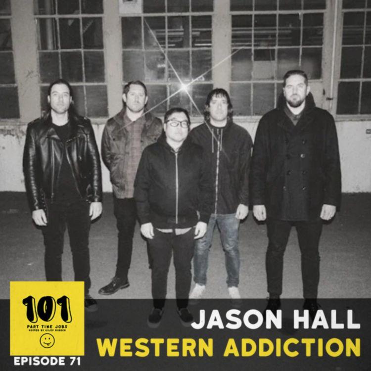cover art for Jason Hall (Western Addiction)
