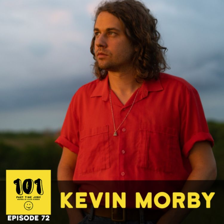 cover art for Kevin Morby