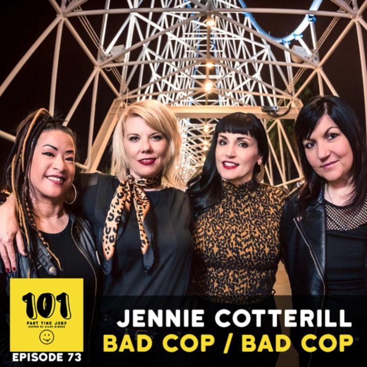 cover art for Jennie Cotterill (Bad Cop / Bad Cop)