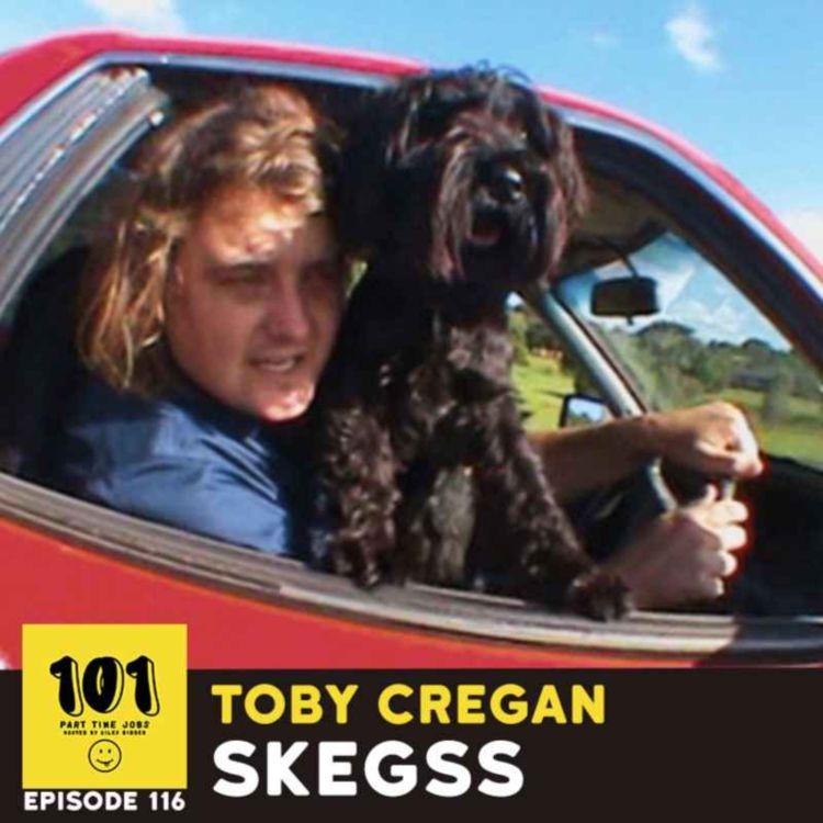 cover art for Toby Cregan (Skegss)