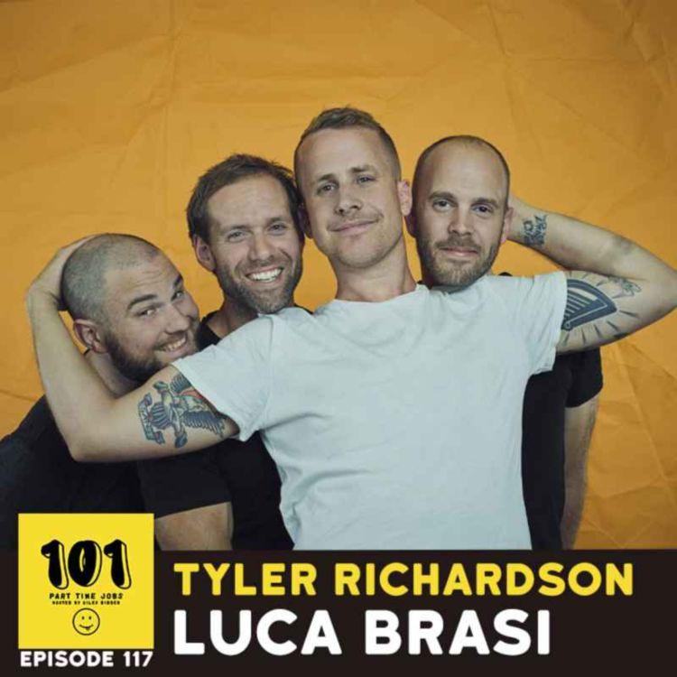cover art for Tyler Richardson (Luca Brasi)