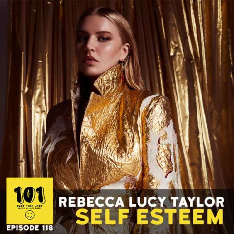 cover art for Rebecca Lucy Taylor (Self Esteem)
