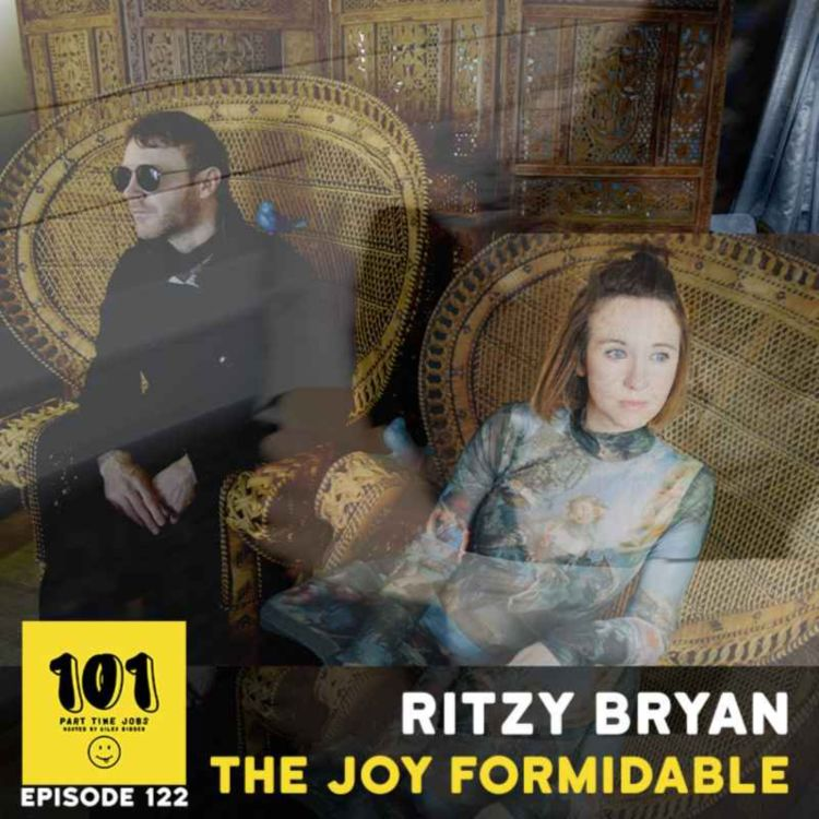 cover art for Ritzy Bryan (The Joy Formidable)