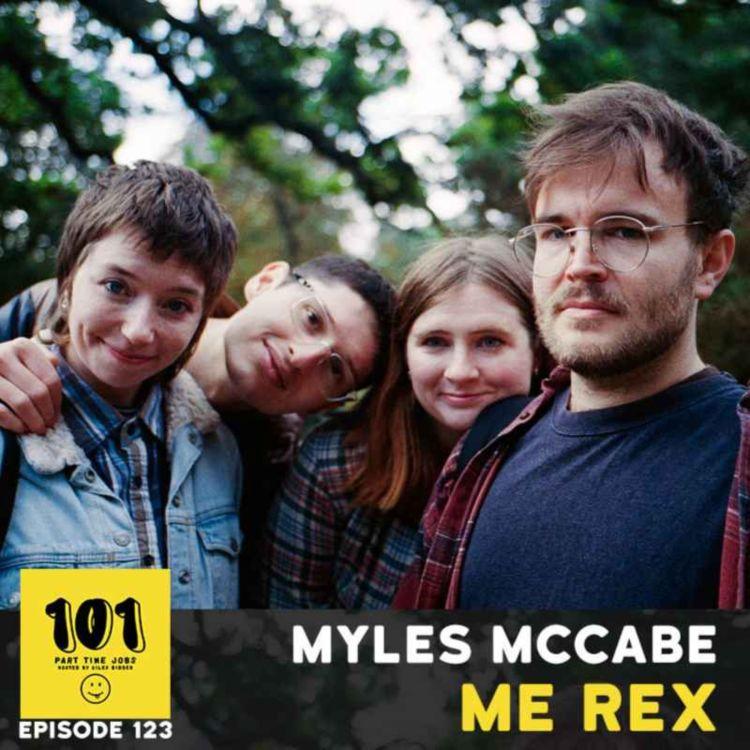 cover art for Myles McCabe (ME REX / Fresh)