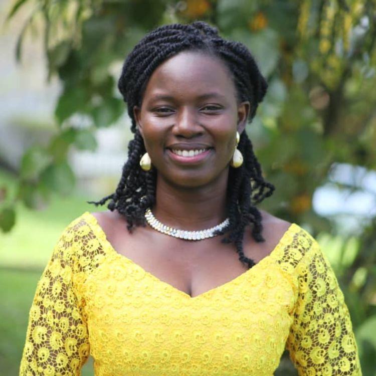 cover art for Parler anglais en Afrique francophone avec Diane Edea