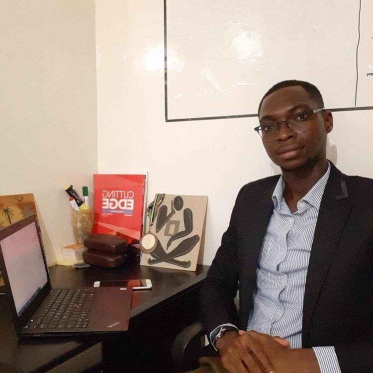 cover art for Comment vendre sur internet en Afrique avec Rodolphe Kouakou
