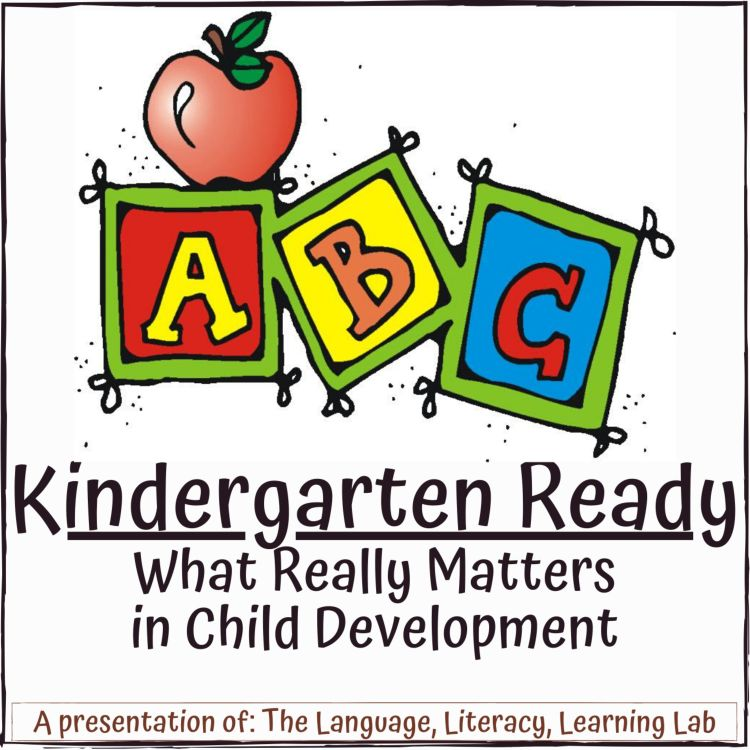 cover art for Kindergarten Readiness in the Traditional Sense...