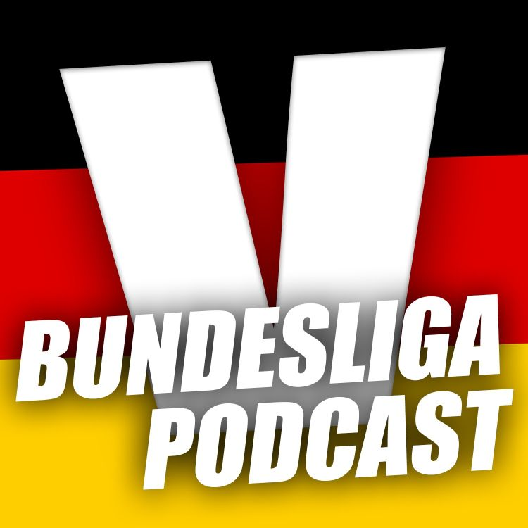 cover art for Episode 2 - The Bundesliga is Coming Back!
