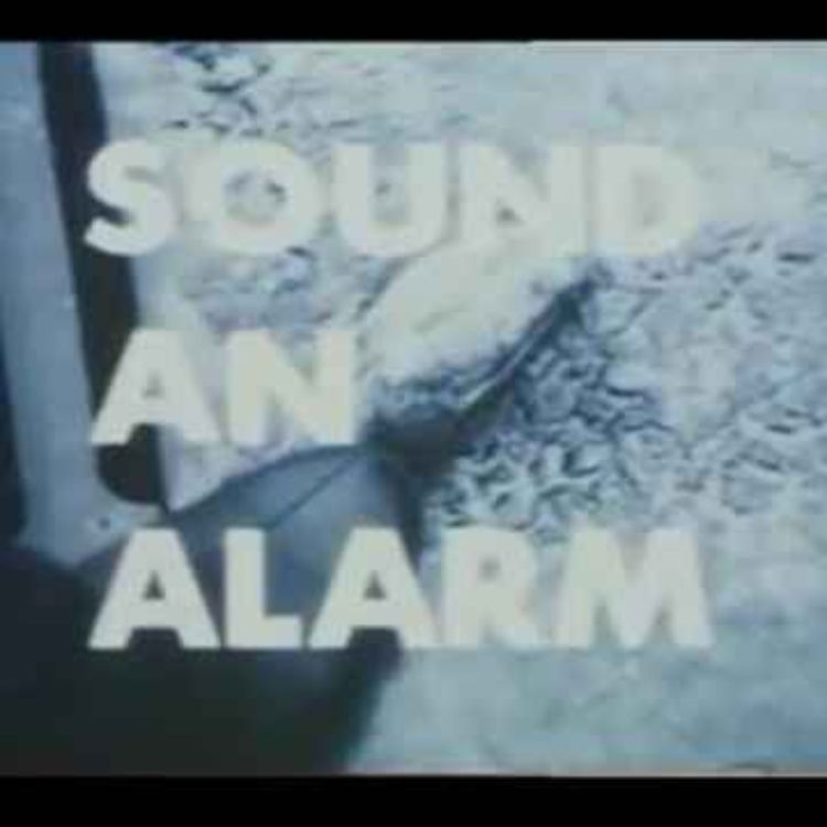 cover art for Sound An Alarm
