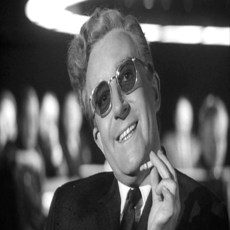 cover art for Dr Strangelove and the Dead Hand